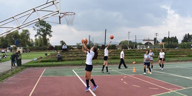 Baloncesto Sek Colombia